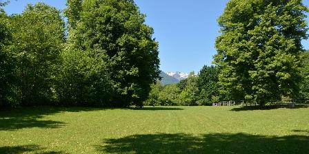Les Forges d'Enfalits Forges d'Enfalits, partie du parc