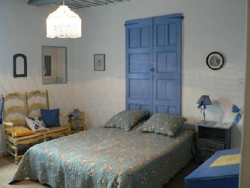 Chambre d'hote Vaucluse - Mas la Pomarède, Chambres d`Hôtes Robion (84)