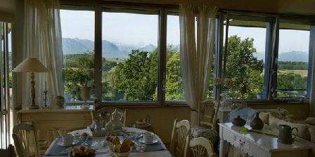 Les Terrasses du Pré du Roy Les Terrasses du Pre du Roy, Chambres d`Hôtes Coarraze (64)
