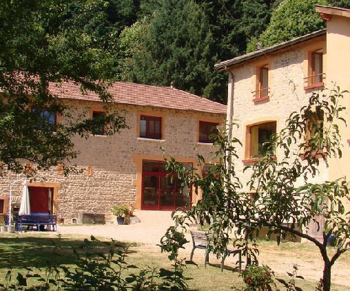 Le Domaine des Mollieres, Chambres d`Hôtes Grandris (69)