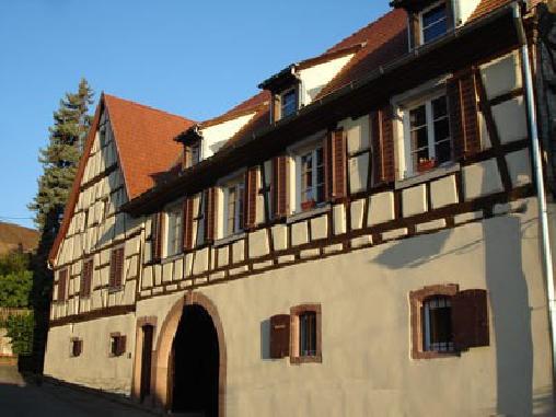 Au Coeur Del'Alsace, Gîtes Hunawihr (68)