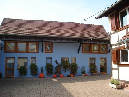 Chambre d'hote Bas-Rhin - Mélodies d'Alsace, Chambres d`Hôtes Lipsheim (67)