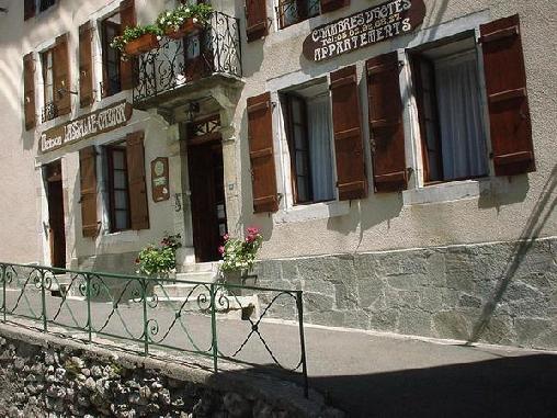 Maison Lassalle-Cazaux, Chambres d`Hôtes Bareges (65)