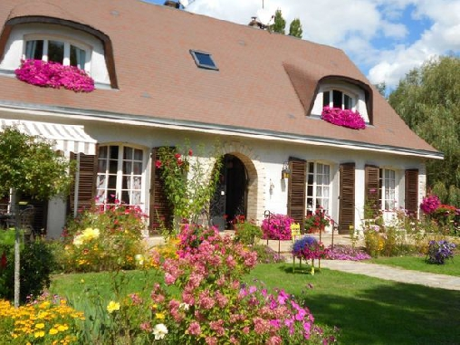 Chambre d'hote Haute-Vienne - Chambres d'hôtes Mille Fleurs, Chambres d`Hôtes Peyrat De Bellac (87)