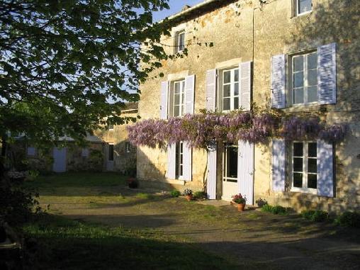 Chambre d'hote Deux-Sèvres - Le Mouillage Vert, Chambres d`Hôtes La Mothe Saint-Héray (79)