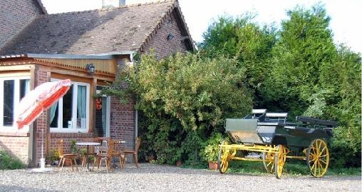 Chambre d'hote Aisne - Le Val d' Omignon, Chambres d`Hôtes Trefcon (02)