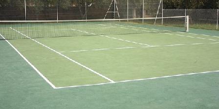 Le Clos des Oliviers Le tennis gratuit