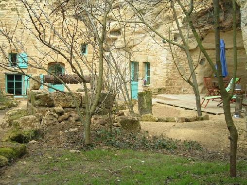 La Troglo, Gîtes Doué La Fontaine (49)