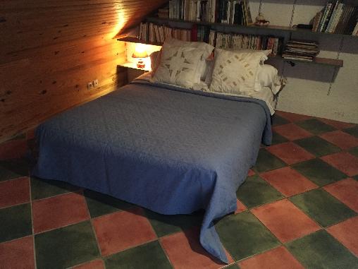 Chambre d'hote Loiret -  Suite chambre Bleue, lit supplémentaire