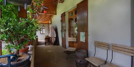 La Vigneronne La Vigneronne, Chambres d`Hôtes Cruzille (71)