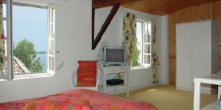 Chalet l 39 estuaire une chambre d 39 hotes en gironde en aquitaine accueil - Chambres d hotes meschers sur gironde ...