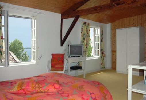 Chambre d'hote Gironde - Chalet l'Estuaire, Chambres d`Hôtes Bayon Sur Gironde (33)