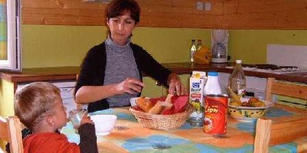 Gite L'Oasis > L'Oasis, Chambres d`Hôtes Oberbronn (67)