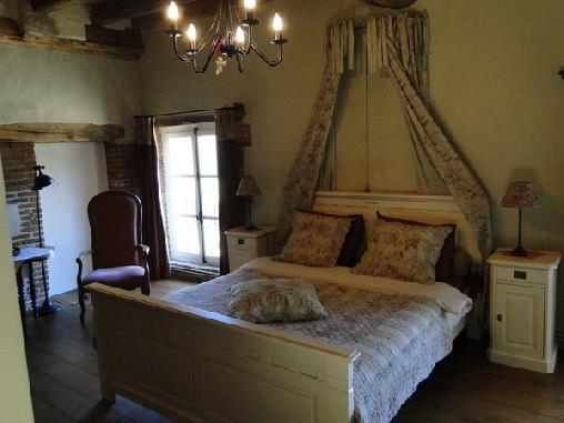 Chambre d'hote Orne - Moulin de Sévoux, Chambres d`Hôtes Malétable (61)