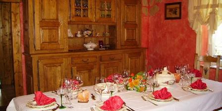 Chambre d'hotes Les Cigales  > Les Cigales Chambres d'Hôtes 3 épis, Chambres d`Hôtes Villafans (70)