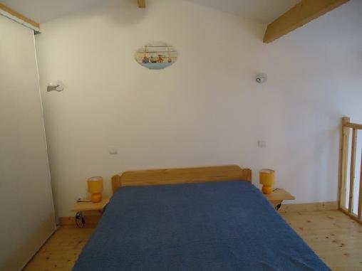 Studio avec mezzanine, Gîtes Perigny (17)