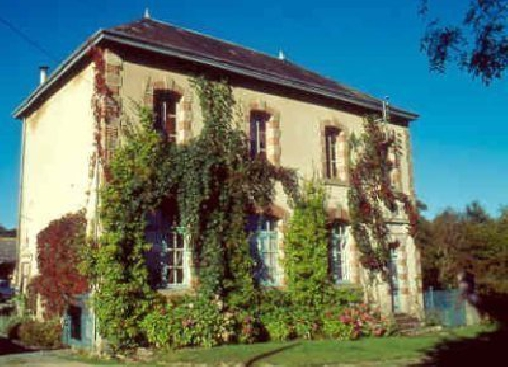 Chambre d'hote Creuse - L'Ecole Buissonniere, Chambres d`Hôtes La Celle Dunoise (23)