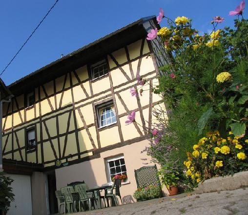 Chambres d'Hôtes Chez Dany, Chambres d`Hôtes Gerstheim (67)
