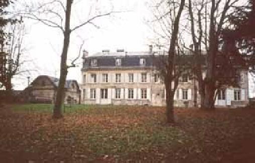 Chambre d'hote Oise - Château de Roberville, Chambres d`Hôtes Machemont (60)