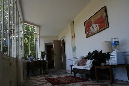 Chambre d'hote Oise - Véranda