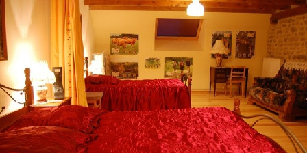 Au Montilloux-blitout Au Montilloux-blitout, Chambres d`Hôtes Bonnat (23)