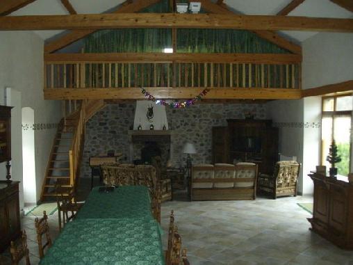 Les Chambres D'Hotes de Vousse, Chambres d`Hôtes Retournac (43)