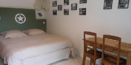 Ferme de Riou Ferme de Riou, Chambres d`Hôtes Sainte- Mère- Eglise (50)