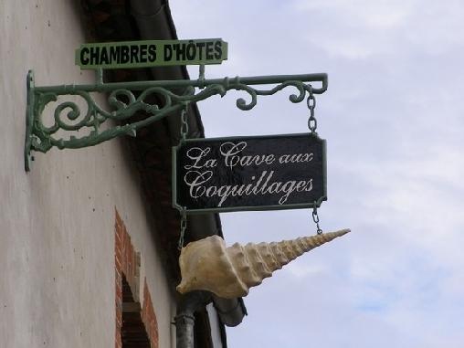 Chambre d'hote Marne - La Cave aux Coquillages, Chambres d`Hôtes Fleury La Rivière (51)