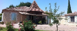 Bed and breakfast Le Pigeonnier de Larrouquet