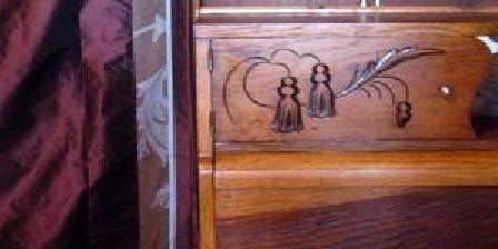 Les Roulottes de La Gare Les Roulottes de La Gare, Chambres d`Hôtes Guillon (89)