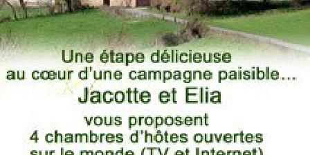 Chez Jacotte et Elia Chez Jacotte et Elia, Chambres d`Hôtes St Galmier (42)