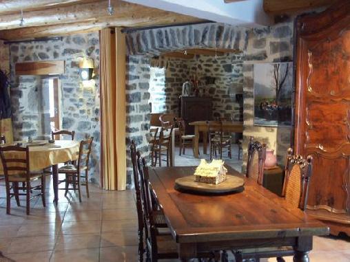 Gîte Auberge L'Herminette, Chambres d`Hôtes Saint-Front (43)