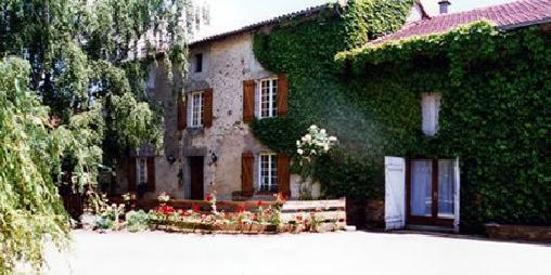 Chambre d'hote Haute-Vienne - La Flambée, Chambres d`Hôtes Blond (87)