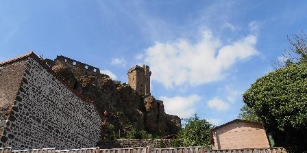 La Gourmantine La forteresse de Polignac