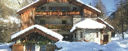 Bed and breakfast Chalet Lavis Trafford
