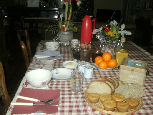 La Ferme de L'Oraille, Chambres d`Hôtes Rugles (27)