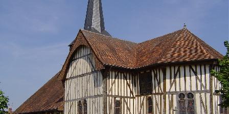 Les Clés d'Emeraude Route des églises à pans de bois