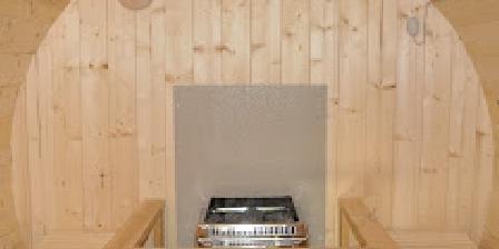 Les Clés d'Emeraude Sauna sur place pour 2 personnes