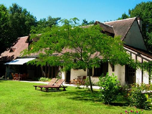 Chambre d'hote Loir-et-Cher - L'Intemporelle, Chambres d`Hôtes Saint Laurent Nouan (41)