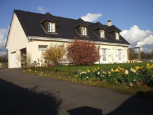 Chambre d'hote Seine-Maritime - Les Archers, Chambres d`Hôtes Ecretteville Les Baons (76)