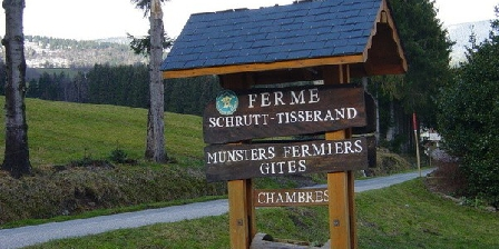 Ferme Schrutt - Tisserand Ferme Schrutt - Tisserand, Chambres d`Hôtes Orbey (68)