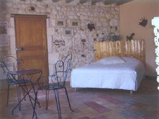 Chambre d'hote Loir-et-Cher - Coté Jardin, Chambres d`Hôtes Villiers-sur-Loir (41)
