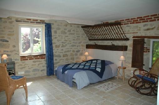 La Chaume en Loire, Chambres d`Hôtes Devay (58)