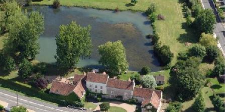 Moulin du Fief Gentil Moulin du Fief Gentil, Chambres d`Hôtes Bléré (37)