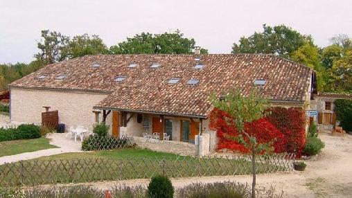 Domaine Le Vignal, Chambres d`Hôtes Monflanquin (47)