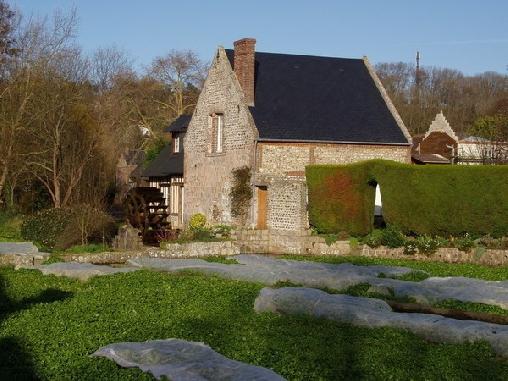Chambre d'hote Seine-Maritime - La Saulière, Chambres d`Hôtes Blosseville Sur Mer (76)