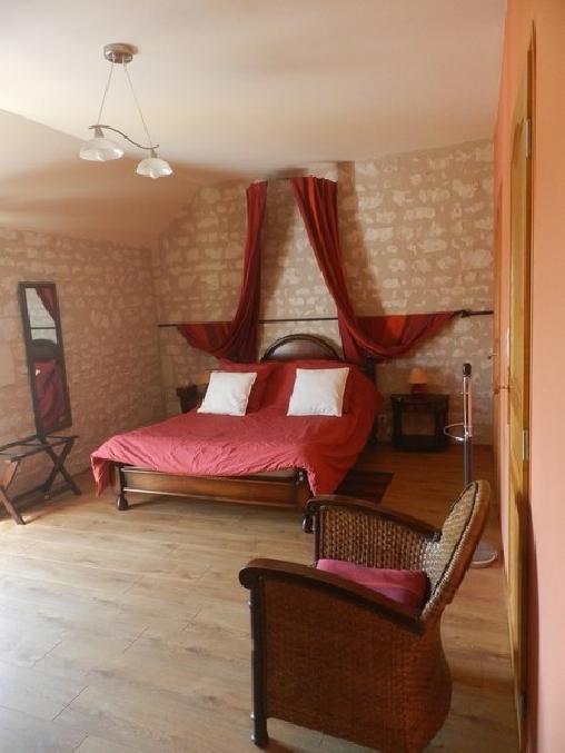 Chambre d'hote Indre-et-Loire - Pont Prieur, Chambres d`Hôtes Parçay Sur Vienne (37)