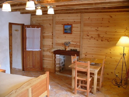 Chambres D'Hotes Cascavelier, Chambres d`Hôtes Saint-Veran (05)