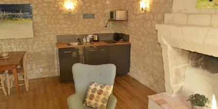 Chambre d'hotes La Closerie Saint Martin > La Closerie Saint Martin, Chambres d`Hôtes Ligré (Chinon) (37)
