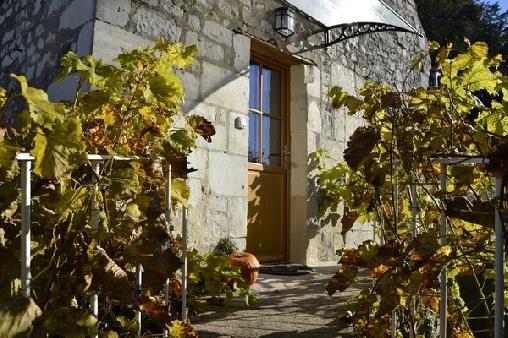 La Closerie Saint Martin, Chambres d`Hôtes Ligré (Chinon) (37)